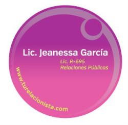 Jeanessa Garcia Logo